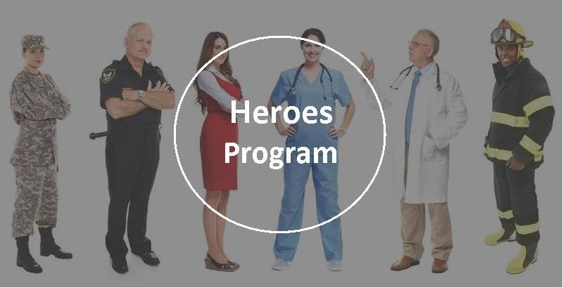 Heroes Mortgage Program