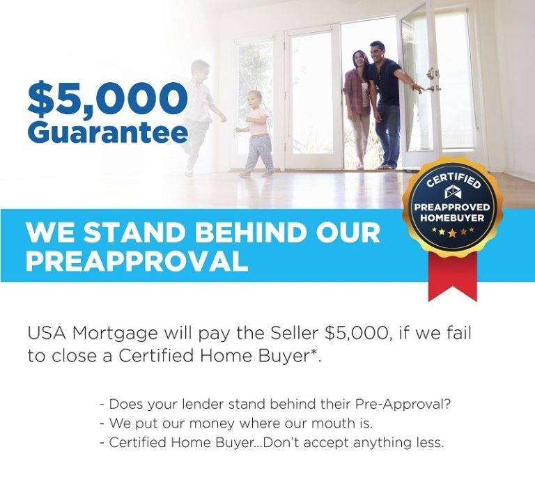 Certified Preapproved Homebuyer Program