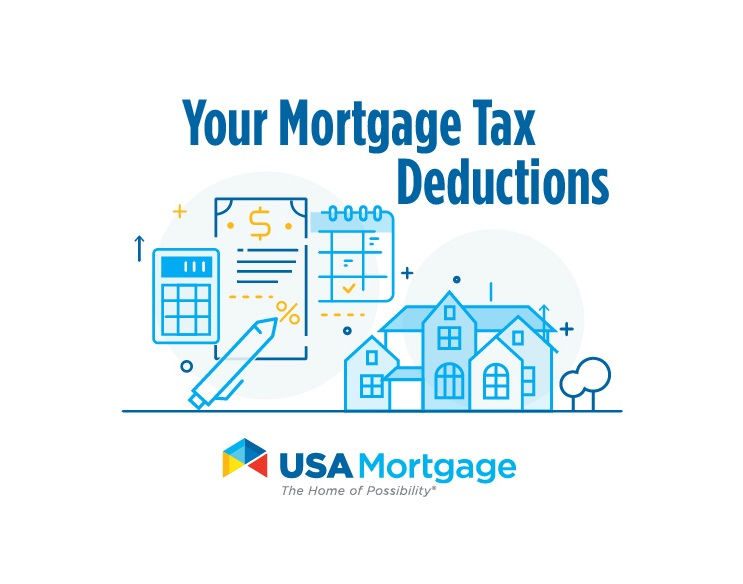 Your Mortgage Tax Deductions - Missouri | USA Mortgage