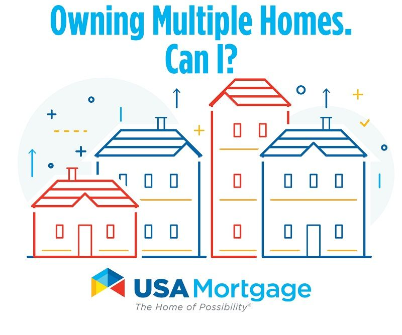 Owning Multiple Homes - Missouri and Arkansas