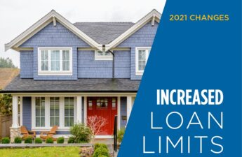 Conforming Loan Limit Increase for 2021